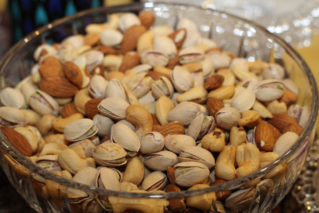 almonds - food for anxiety